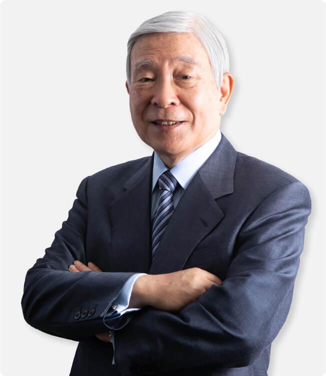英語コーチングスクール「トライズ」元日本IBM代表取締役会長 北城 恪太郎さま