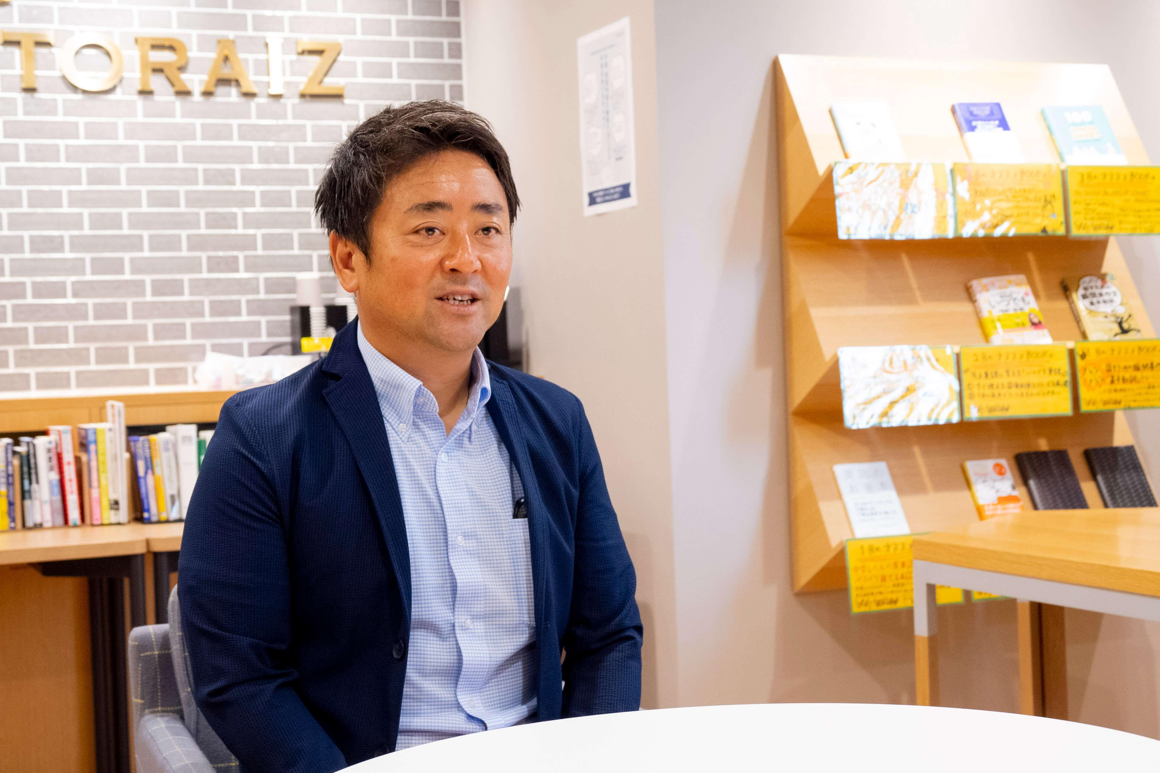 英語コーチング「トライズ」修了生プロキャディ杉澤伸章様 英語学習で感じた壁