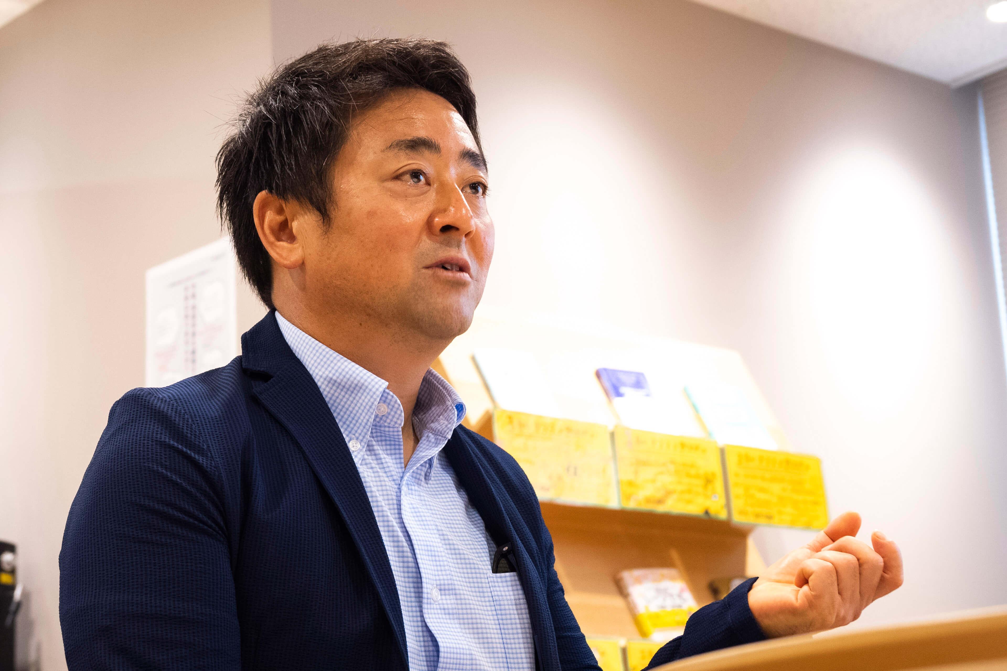 英語コーチング「トライズ」修了生プロキャディ杉澤伸章様 競技者・指導者に英語が必要な理由