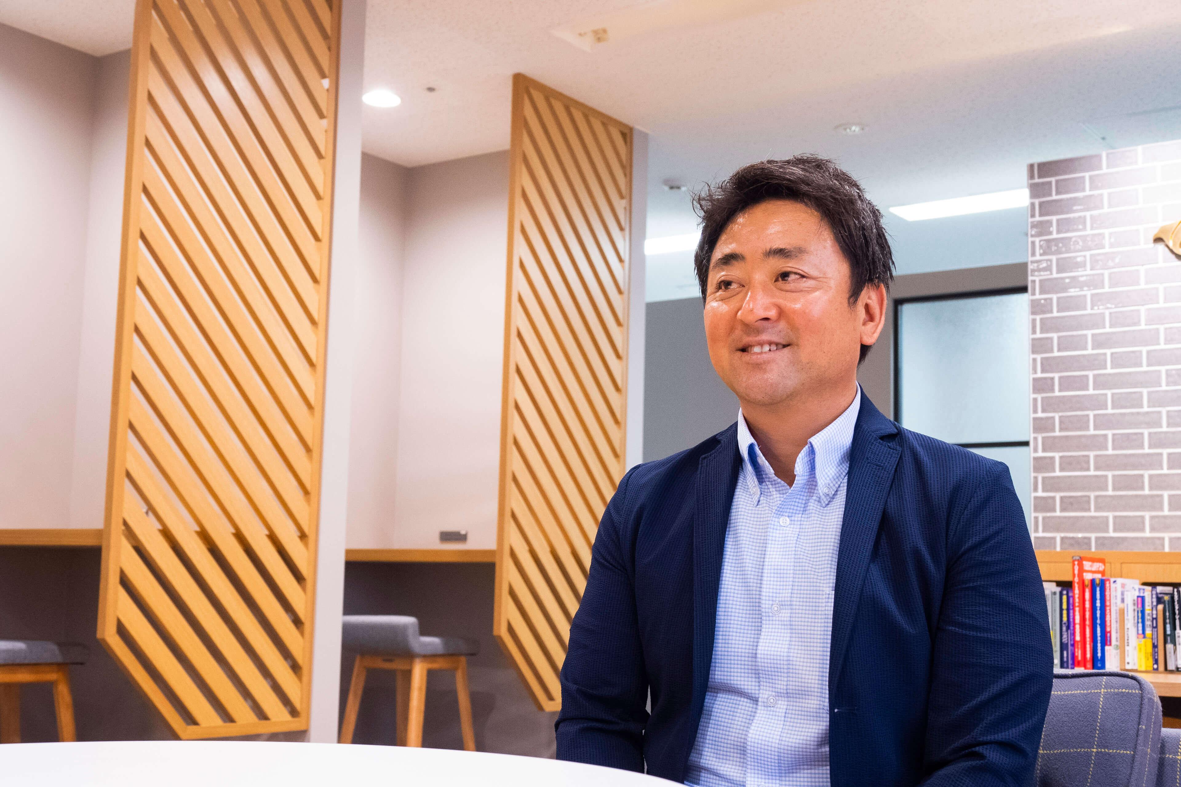 英語コーチング「トライズ」修了生プロキャディ杉澤伸章様 英語でのインタビューに成功