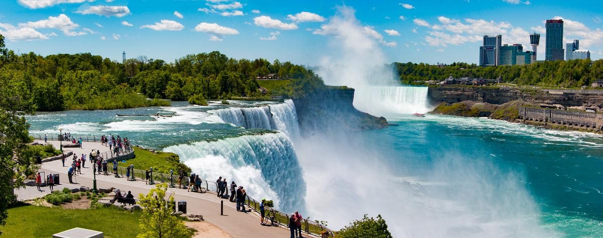 TORAIZ(トライズ)第12回オンラインツアー『Dream Now, Travel Later』カナダ・ナイアガラ滝
