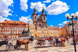 英語コーチングTORAIZ 第14回『Dream Now, Travel Laterオンラインツアー』プラハを開催しました!