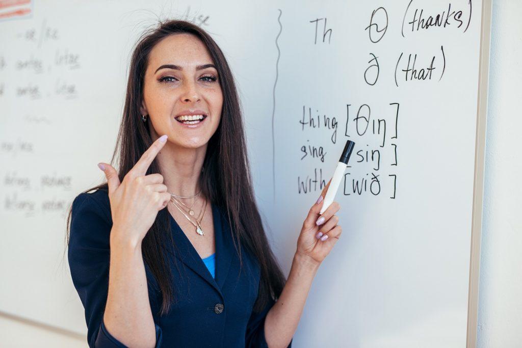 コーチング英会話スクール