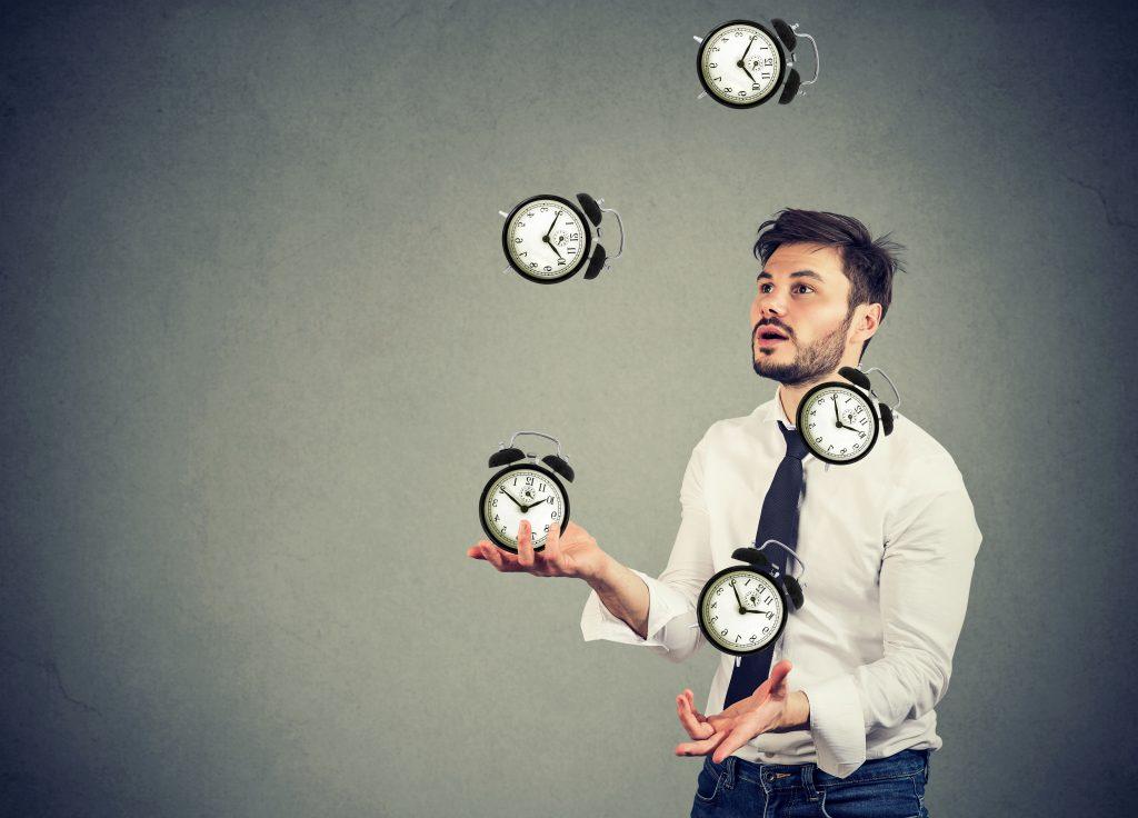 TOEICスコアは時間配分で決まる?