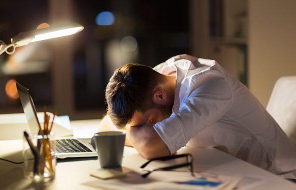 TOEICで疲れる人必見!4つの原因と3つの対策を紹介