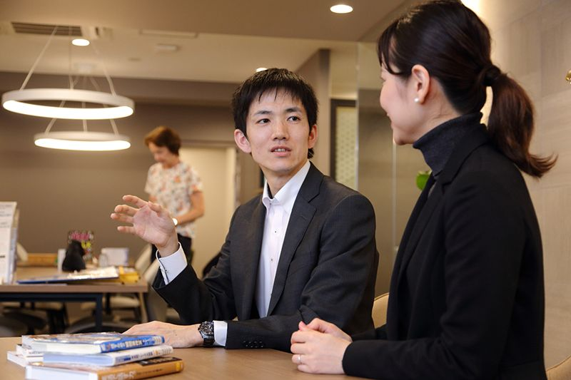 コーチング英会話「トライズ」修了生日系金融企業会社員 トライズのROIは良かった