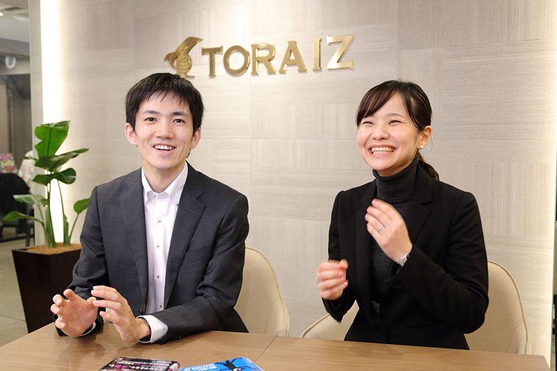 コーチング英会話「トライズ」修了生日系金融企業会社員 コンサルタントがいたから英語学習を続けられた